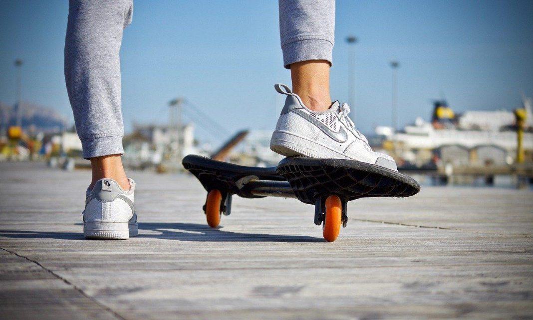 haussures skate homme
